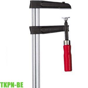 TKPN-BE Cảo chữ F 500-2000mm, tay vặn cán gỗ BESSEY Germany