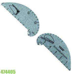 thước đo độ dày mối hàn
