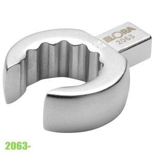 2063 Đầu socket vòng miệng hở cho cờ lê lực Elora