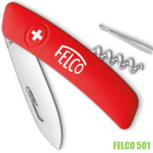 dao nhíp 4 chức năng felco 501