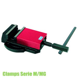 Serie M/MG Clamps holding, drill-accessories