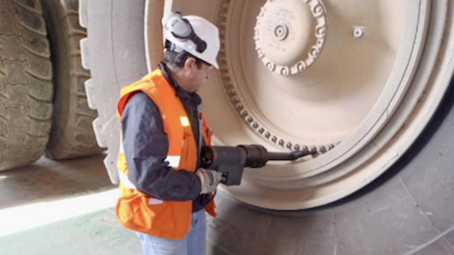 Ứng dụng của bộ nhân lực CLD-N trong khai thác mỏ