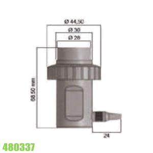 đầu đo độ dày vật liệu tổng hợp