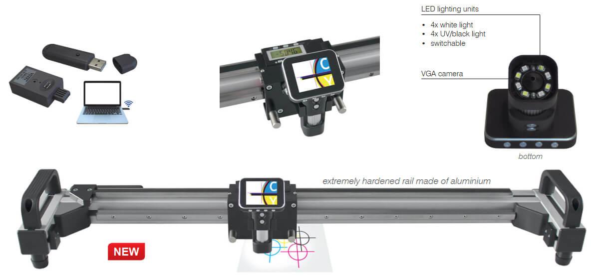hệ thống đo khoảng cách bằng camera