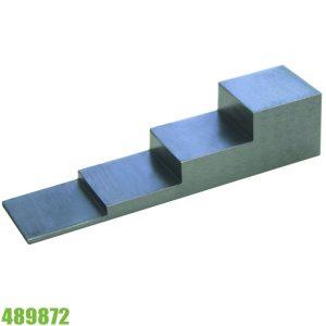 khối chuẩn siêu âm độ dày kim loại