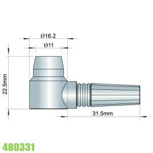 đầu đo siêu âm độ dày ống kim loại