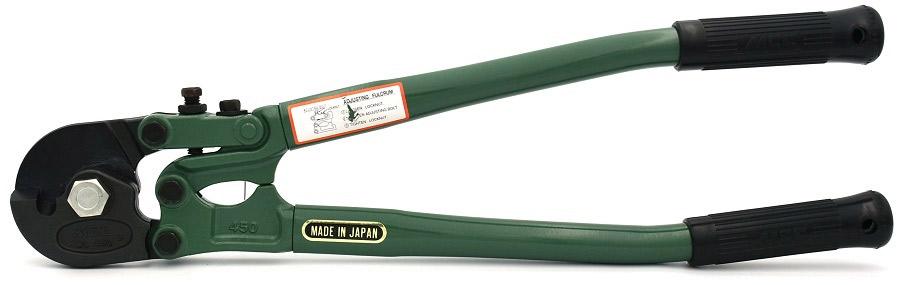 WC-02 Kìm cắt cáp xoắn 8-20mm size 18-42 inch, MCC Japan