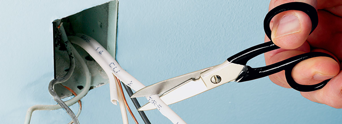 kéo cắt dây cáp điện