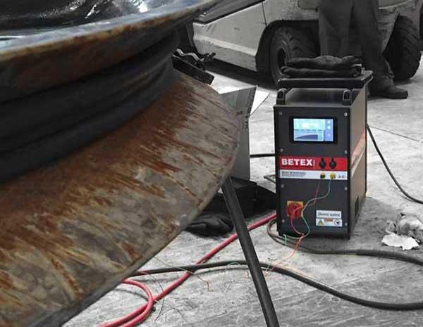 máy gia nhiệt trung tần 10kw mf Generator