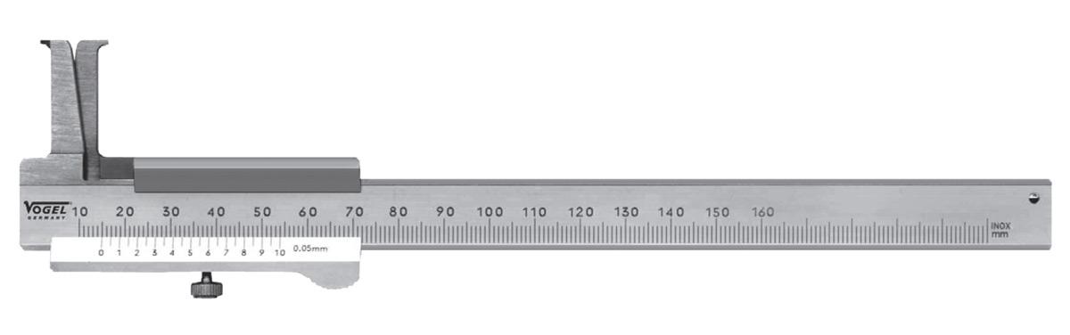 thước cặp cơ đo rãnh 201075