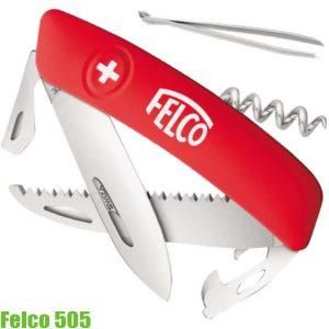 Dao bấm 6 thành phần FELCO 505 - Swiss Made