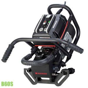 B60S máy vát mép vạn năng cho ống, thép tấm, inox EUROBOOR