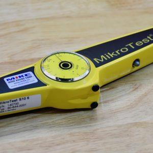 Máy có rãnh đo cho đường ống Mikrotest