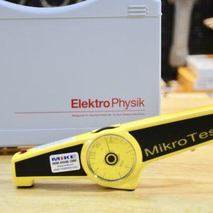 Máy đo độ dày lớp phủ niken elektroPhysik