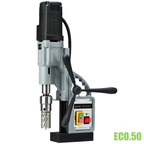 ECO.50 máy khoan từ Ø 12 - 50 mm, 13000W Euroboor Hà Lan