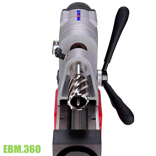 EBM.360 Máy khoan từ chạy pin khoan max Ø36mm 1350W
