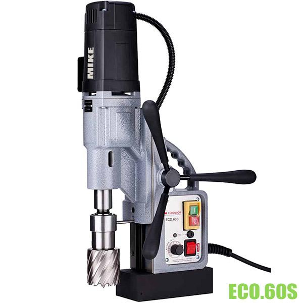 ECO60 Máy khoan từ cỡ lớn 2 cấp tốc độ, khoan max Ø60mm