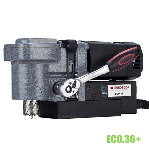 ECO.36+ Máy khoan từ ngang khoan lõi max ∅36mm EuroBoor