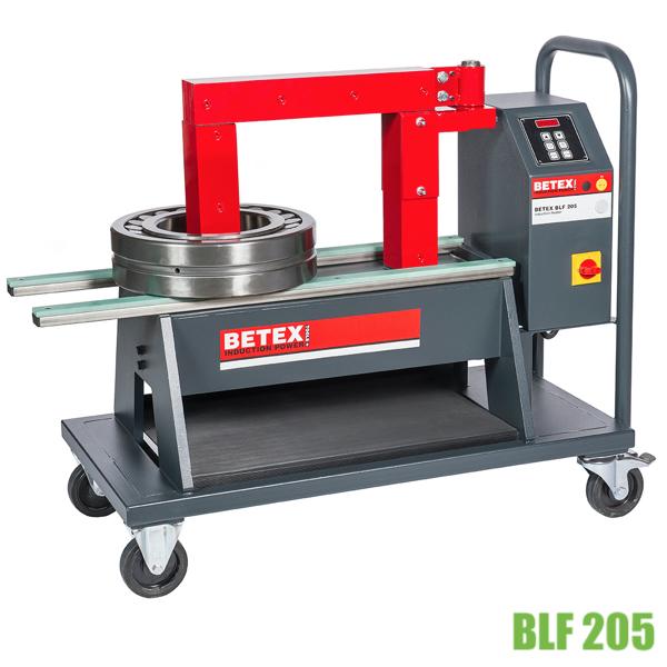 BLF 205 máy gia nhiệt bạc đạn 12kVA BETEX
