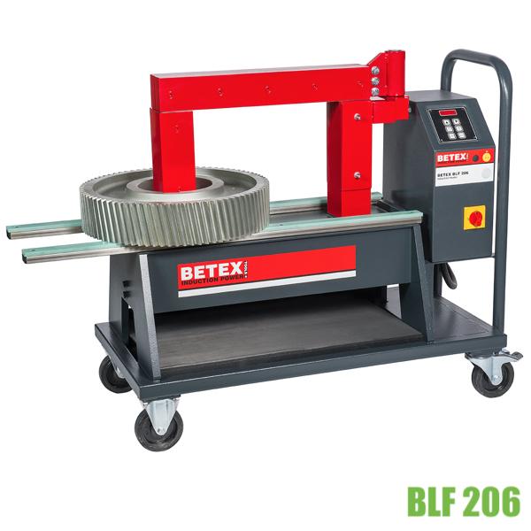 Máy gia nhiệt bánh răng BLF 206 của BETEX Hà Lan