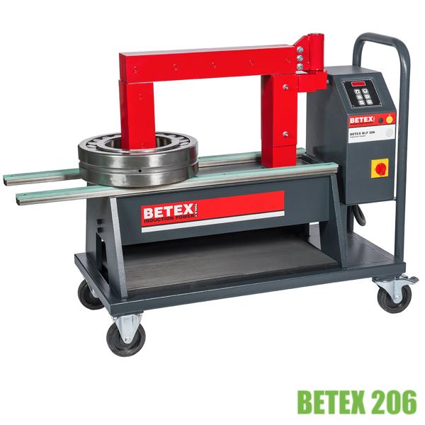 Máy gia nhiệt BLF 206 chuyên cho bánh răng, vòng bi, bạc đạn
