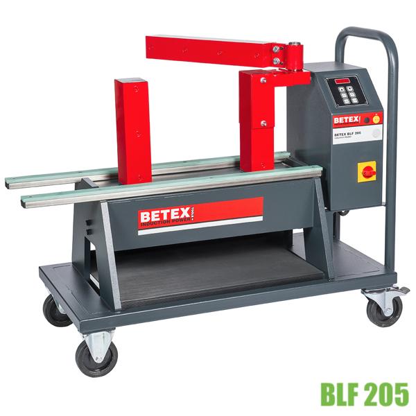 BETEX BLF 205 máy nung vòng bi 12kVA trọng lượng phôi max 400kg