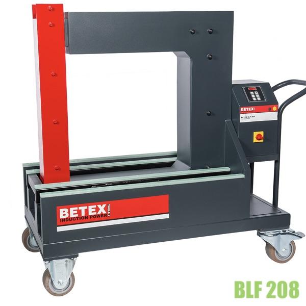 BLF 208 Máy gia nhiệt bánh răng, nhông có đường kính tới OD 1700mm