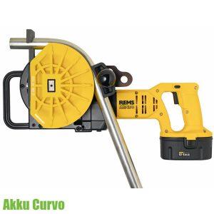 Akku Curvo - Máy uốn ống chạy pin đường kính tới 32mm REMS - Germany.