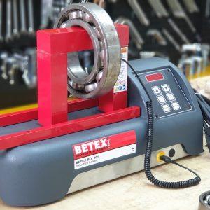 Giá đỡ máy gia nhiệt vòng bi BETEX BLF 201 tháo rời được