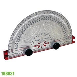 Thước đo độ hình quạt VOGEL Germany 108031